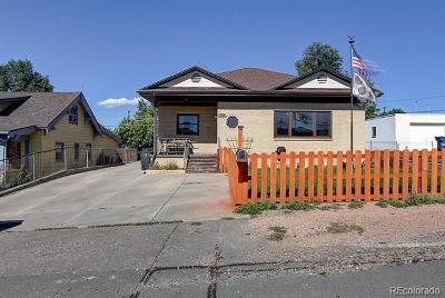 Lakewood Single Family Home Active: 1651 Routt Street
