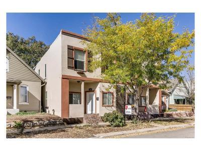 Denver Condo/Townhouse Active: 4115 Raritan Street
