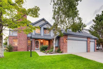 Broomfield Single Family Home Active: 12655 Utica Circle