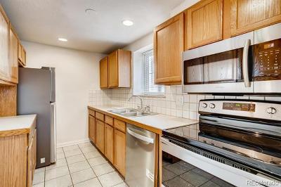 Denver Condo/Townhouse Active: 1243 North Washington Street #108