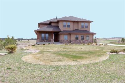 Parker Single Family Home Active: 7628 Grande River Court