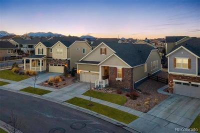 Evergreen, Arvada, Golden Single Family Home Active: 17579 West 84th Place