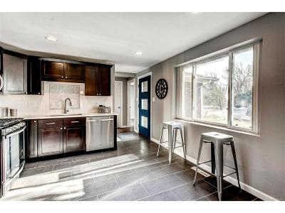 Boulder Single Family Home Under Contract: 3905 Moorhead Avenue