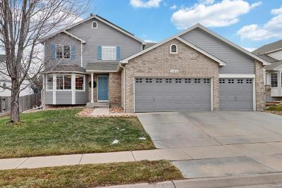 Arvada Single Family Home Under Contract: 10816 West 55th Lane