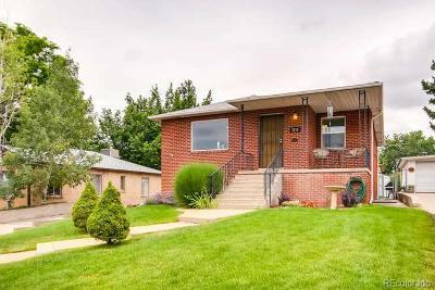 Denver Single Family Home Under Contract: 2715 Xavier Street
