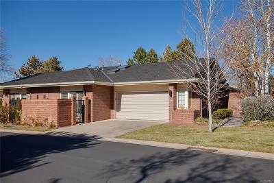 Denver Condo/Townhouse Under Contract: 2552 East Alameda Avenue #90