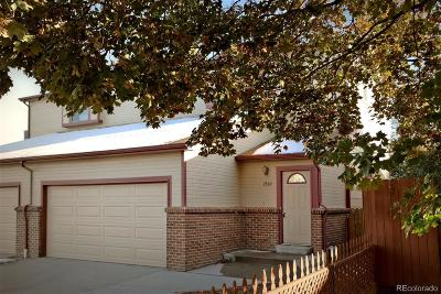 Longmont Condo/Townhouse Under Contract: 2809 Denver Avenue