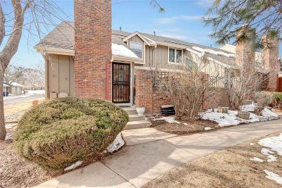 Littleton Condo/Townhouse Active: 11773 Elk Head Range Road
