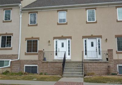 Johnstown Single Family Home Under Contract: 445 Saint Charles Place