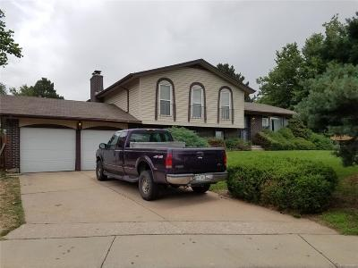 Denver Single Family Home Under Contract: 13086 East 47th Ave Cir Drive