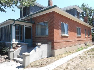 Denver Single Family Home Active: 1788 South Acoma Street