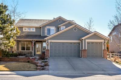 Castle Pines Single Family Home Active: 944 Berganot Trail