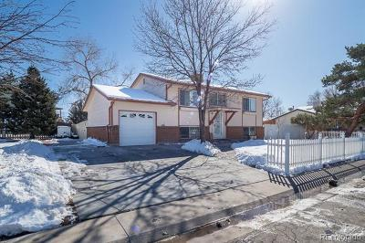 Denver CO Single Family Home Active: $325,000