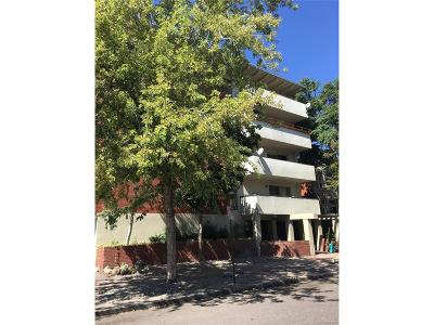 Denver Condo/Townhouse Active: 1267 North Lafayette Street #304