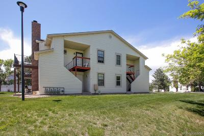 Adams County Condo/Townhouse Active: 4265 East 119th Place #D