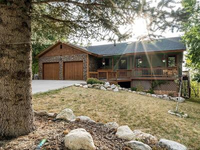 Steamboat Springs CO Single Family Home Active: $885,000