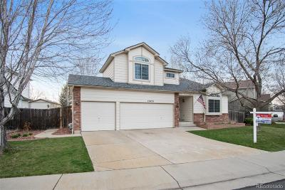 Broomfield Single Family Home Under Contract: 13453 Echo Drive