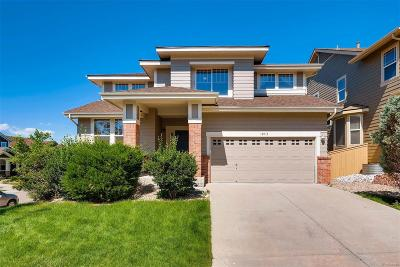 Highlands Ranch Firelight Single Family Home Under Contract: 10715 Ashford Circle