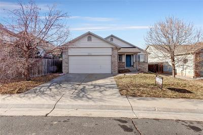 Aurora Single Family Home Active: 5973 South Quatar Court