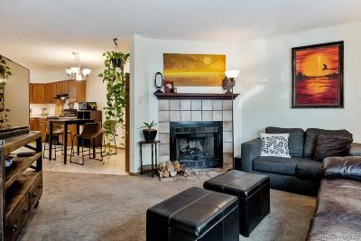 Arvada Condo/Townhouse Under Contract: 6338 Oak Court #6