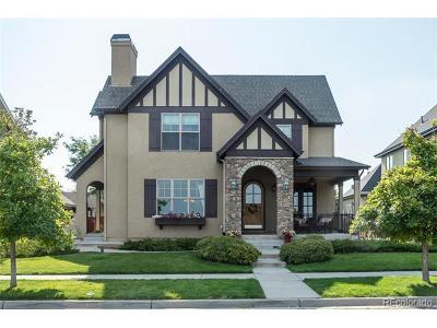 Denver Single Family Home Active: 2870 Clinton Street
