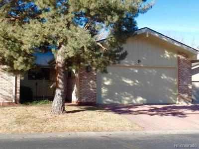 Weld County Condo/Townhouse Active: 1357 43rd Avenue #9