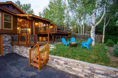 Steamboat Springs CO Single Family Home Active: $1,295,000
