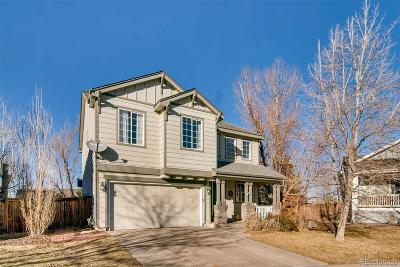 Highlands Ranch Single Family Home Under Contract: 9622 Burberry Lane