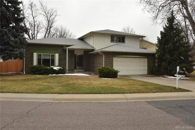 Arvada Single Family Home Active: 12264 West 68th Place