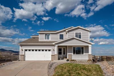 Littleton Single Family Home Under Contract: 7983 Cougar Lane