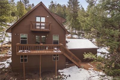 Evergreen Single Family Home Under Contract: 26767 Fern Gulch Road