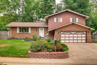 Arvada Single Family Home Under Contract: 6524 Welch Street