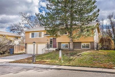 Longmont Single Family Home Under Contract: 1213 Lefthand Drive