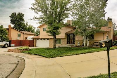 Arvada Single Family Home Under Contract: 6746 Chase Street