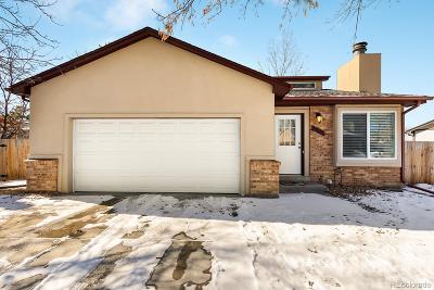 Littleton CO Single Family Home Active: $459,990