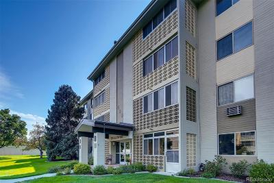 Denver Condo/Townhouse Active: 595 South Alton Way #7A