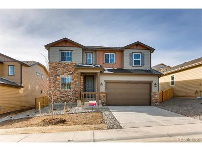 Castle Rock CO Single Family Home Active: $502,301