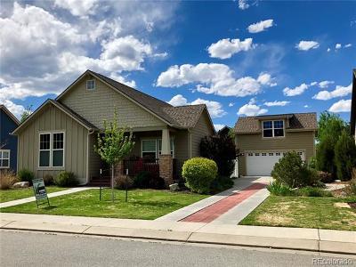 Salida Single Family Home Active: 37 Trailside Circle