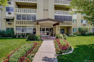 Denver Condo/Townhouse Under Contract: 610 South Alton Way #11D