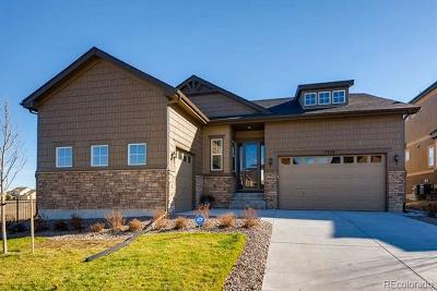 Aurora Single Family Home Active: 7828 South Valleyhead Way