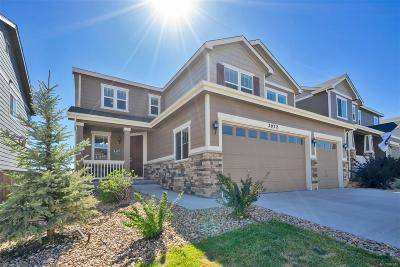 Castle Rock Single Family Home Active: 3072 Rising Moon Way