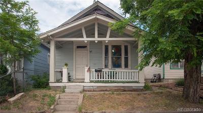 Denver Single Family Home Active: 4410 Josephine Street