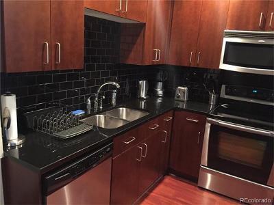 Denver Rental Active: 1700 Bassett Street #1022