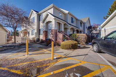 Hunters Glen Condo/Townhouse Under Contract: 12941 Lafayette Street #B
