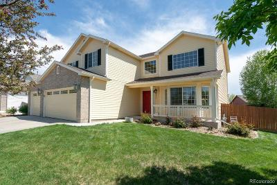 Frederick Single Family Home Active: 4870 Quail Court
