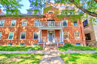 Condo/Townhouse Under Contract: 1123 Sherman Street #F or 19