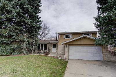 Arvada Single Family Home Active: 11439 West 59th Place