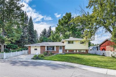 Longmont Single Family Home Active: 11 Dale Place