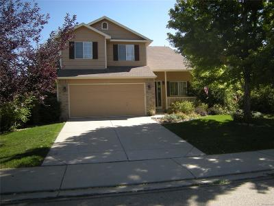 Longmont Single Family Home Active: 2108 Boise Court