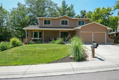 Lakewood CO Single Family Home Active: $520,000